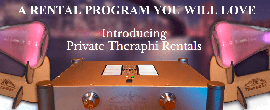 Private Theraphi Rentals